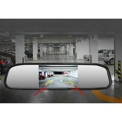 """4.3"""" 800*480 TFT LCD Car Rear View Mirror Monitor Electronic"""