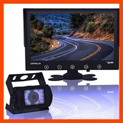 Backup Rearview Camera Monitor System - Upgraded 2017 Car Tr