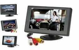 BW 4.3'' Color TFT Car Monitor Support 480 x 272 Resolution