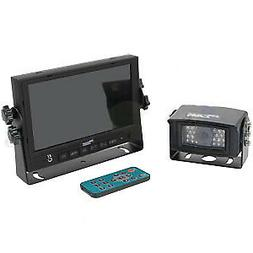 CabCam Rear View Backup Camera Monitor Kit For Tractor Combi
