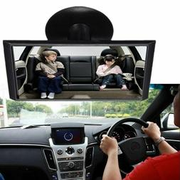 Car Safety Easy View Back Seat Mirror Rear Child Infant Care