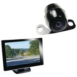 CAR VEHICLE BACKUP CAMERA SYSTEM License Plate Camera with 5