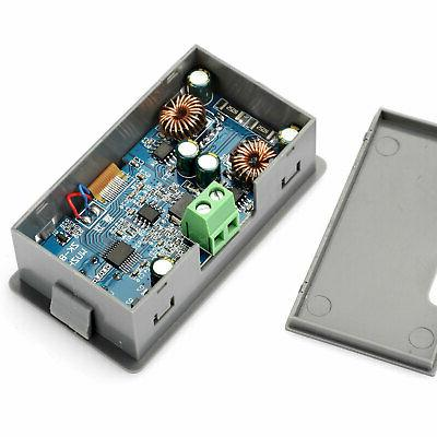 LCD Monitor Volt Amp for RV System
