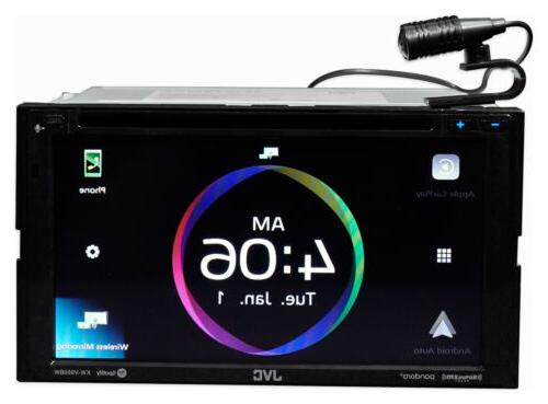 kw v950bw wireless digital multimedia receiver android