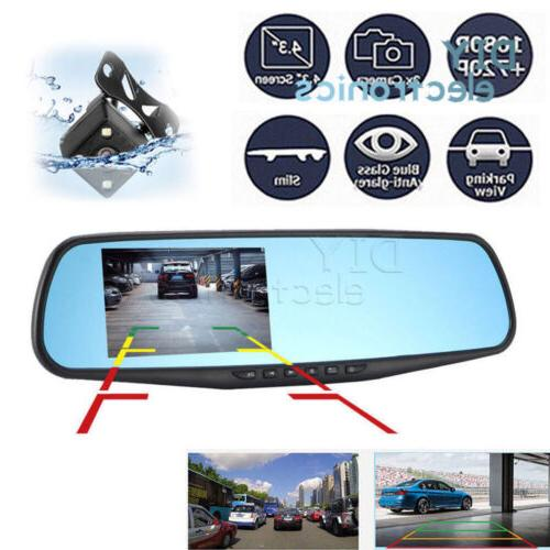 mini car reverse parking camera with 4