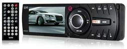"""New Pyle Car In-Dash 3"""" TFT/LCD Monitor USB/SD AM/FM Aux-In"""